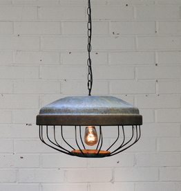 New Chicken Feeder Pendant Light