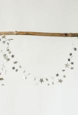 New Glitter Star Garland