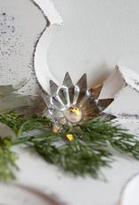 New Vintage Tin Light Reflector