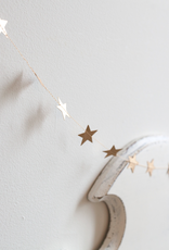 New Paper Star Garland