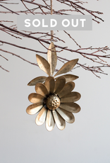 New Metal Flower Ornament
