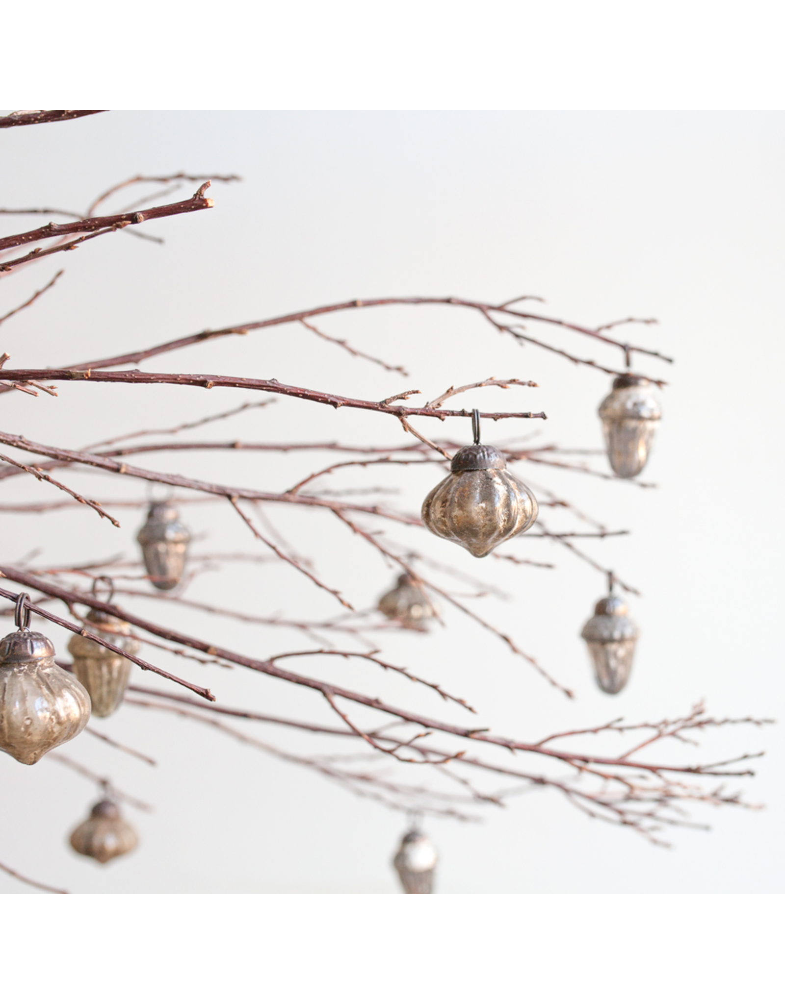 Mini Merury Glass Ornament