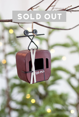 New Cable Car Ornament