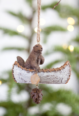 New Forest Animal Voyageur Ornament