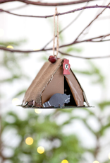 New Canvas Tent Ornament