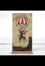 Card - Voyageur Bunnies