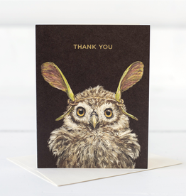 New Card - Thank You Owl
