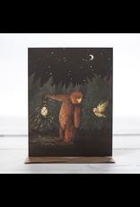 Card - Bear + Owl Friends