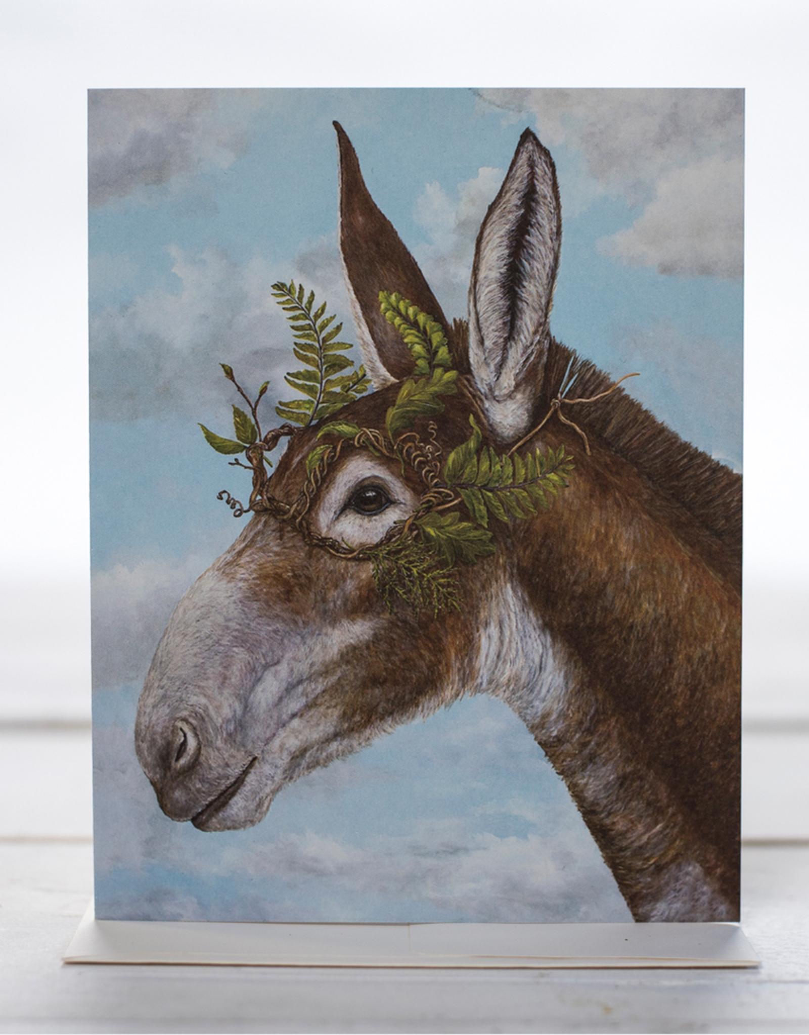 New Card - Mule Masquerade
