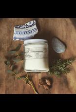 Sprig Coconut Wax Candle - Lavendar + Lemongrass