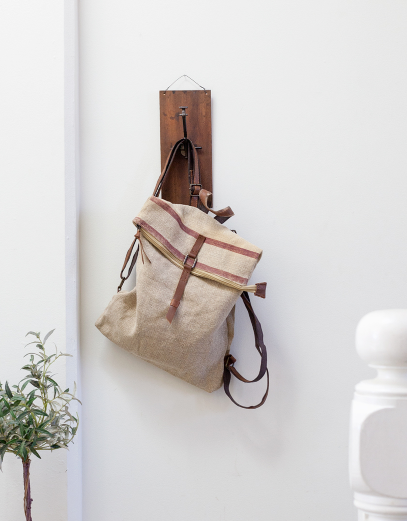 Handmade Handmade Jute Back Pack