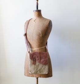 New Handmade Mini Messenger Bag