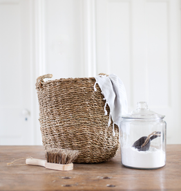 New Round Seagrass Storage Basket