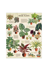 Vintage Inspired Puzzle - House Plants