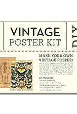 New Poster Hanging Kit - Vertical