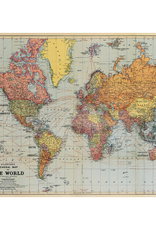 New Poster - World Map