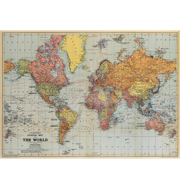 Poster - World Map