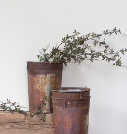 Found Salvaged Sap Bucket