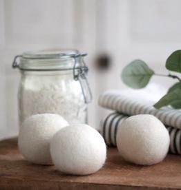 New Felted Wool Dryer Balls