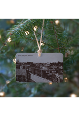 """Historical Almonte """"Tin Type"""" Ornament - various images"""