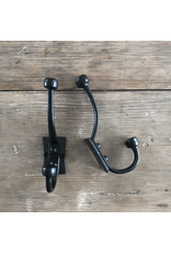 Cast Iron Lance Hook - Black