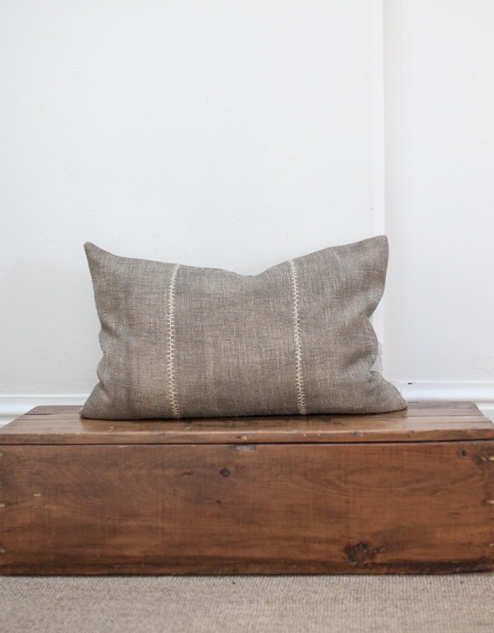 New Stonewash Stitch Pillow