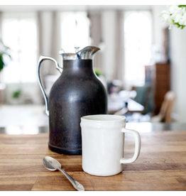 Simple Organic White Mug