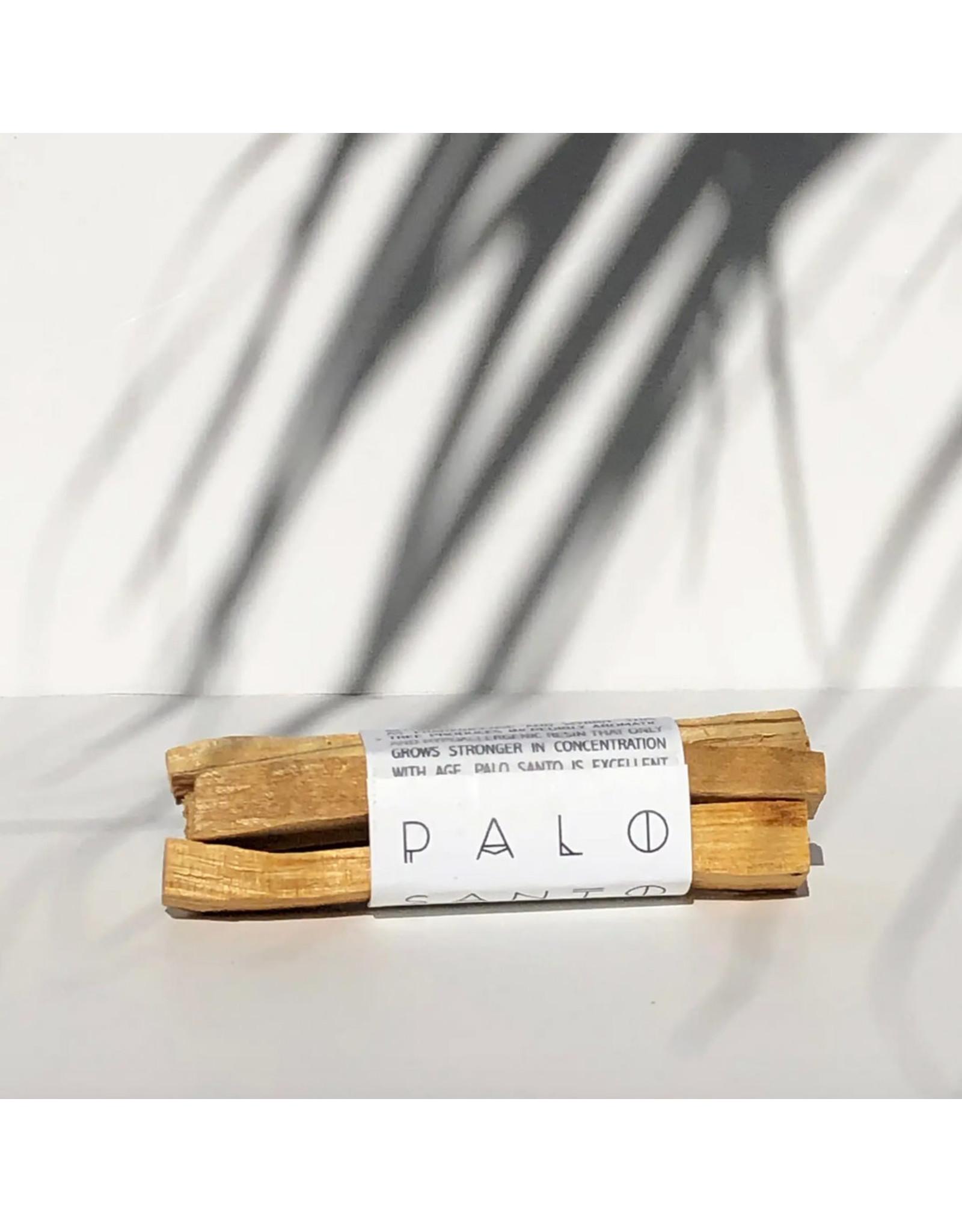 Palo Santo Smudge
