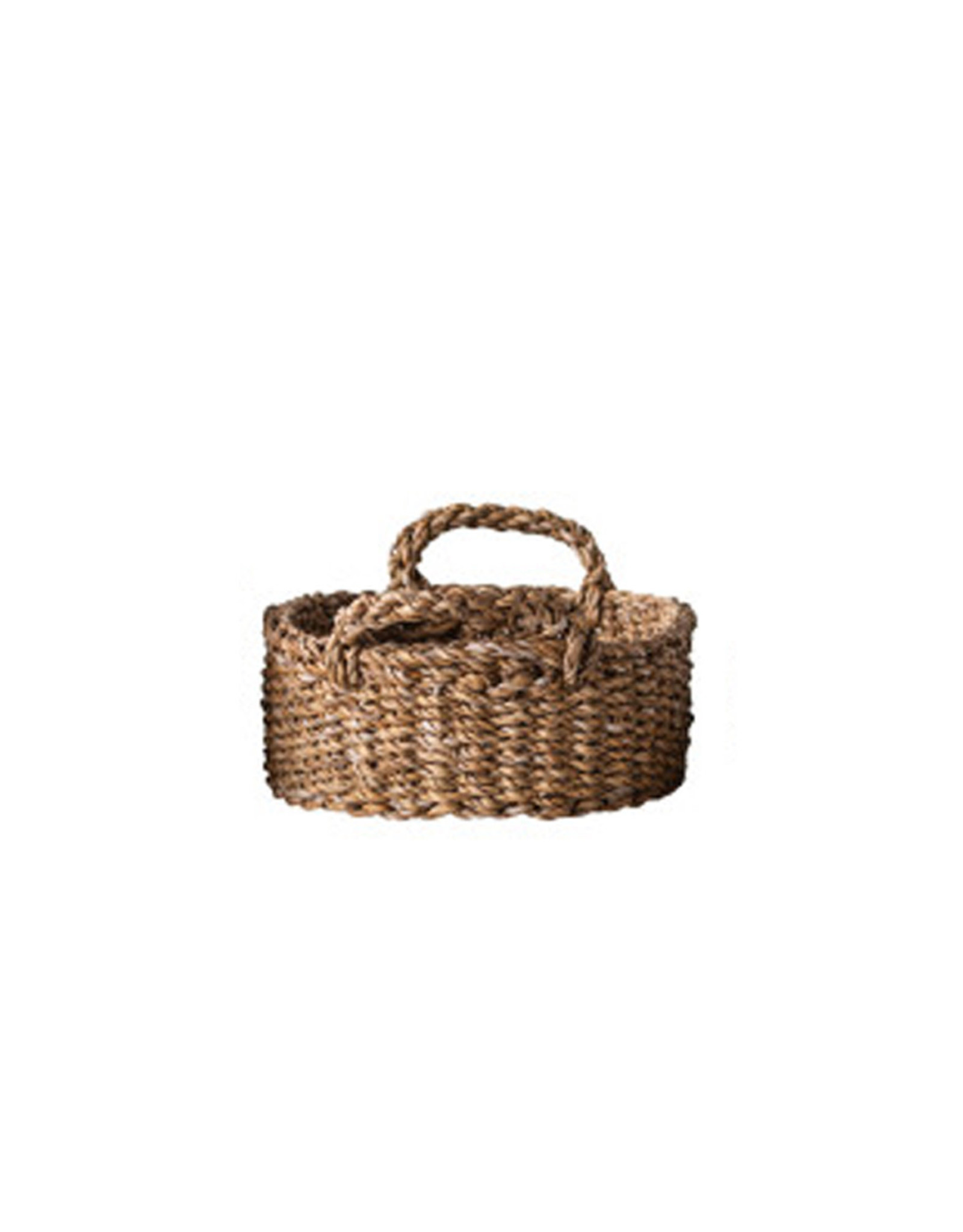 Oval Seagrass Basket