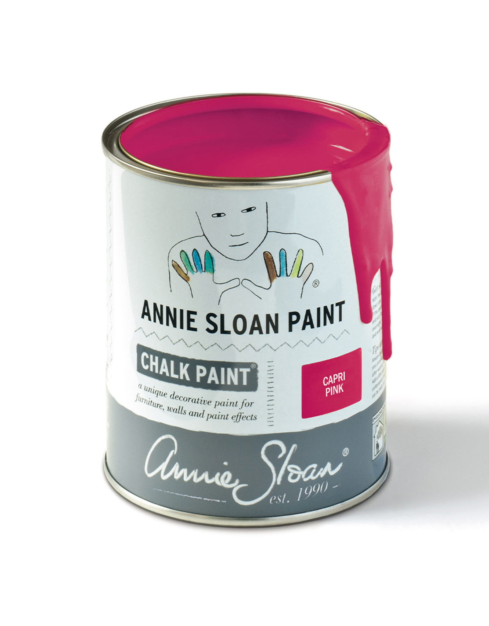 Chalk Paint ™ - Capri Pink