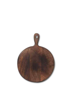 Round Wooden Chop Board - Small