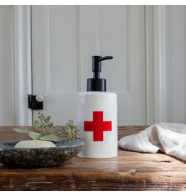 Soap Pump - Red Cross