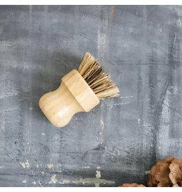Sisal + Bamboo Pot Scrubber