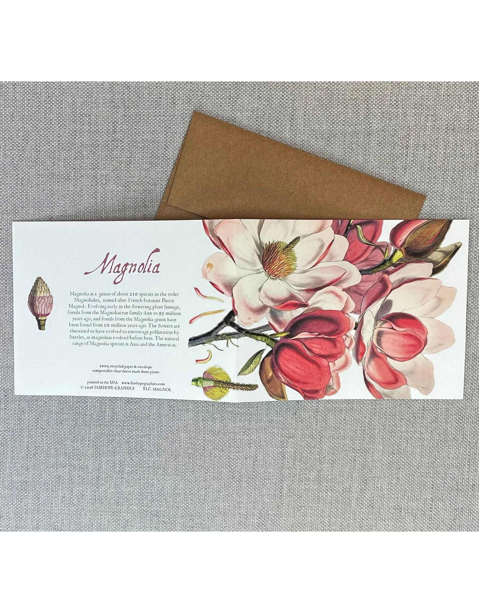 Card - Magnolia