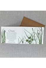 Card - Grasses