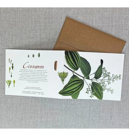 Card - Cinnamon