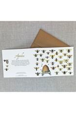 Card - Bees