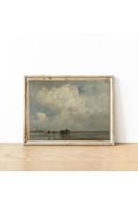 Vintage Print - Seaside