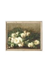 Vintage Print - Moody Floral