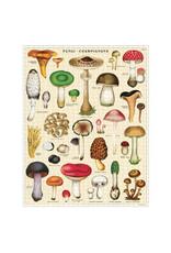 1,000 Piece Puzzle - Mushrooms