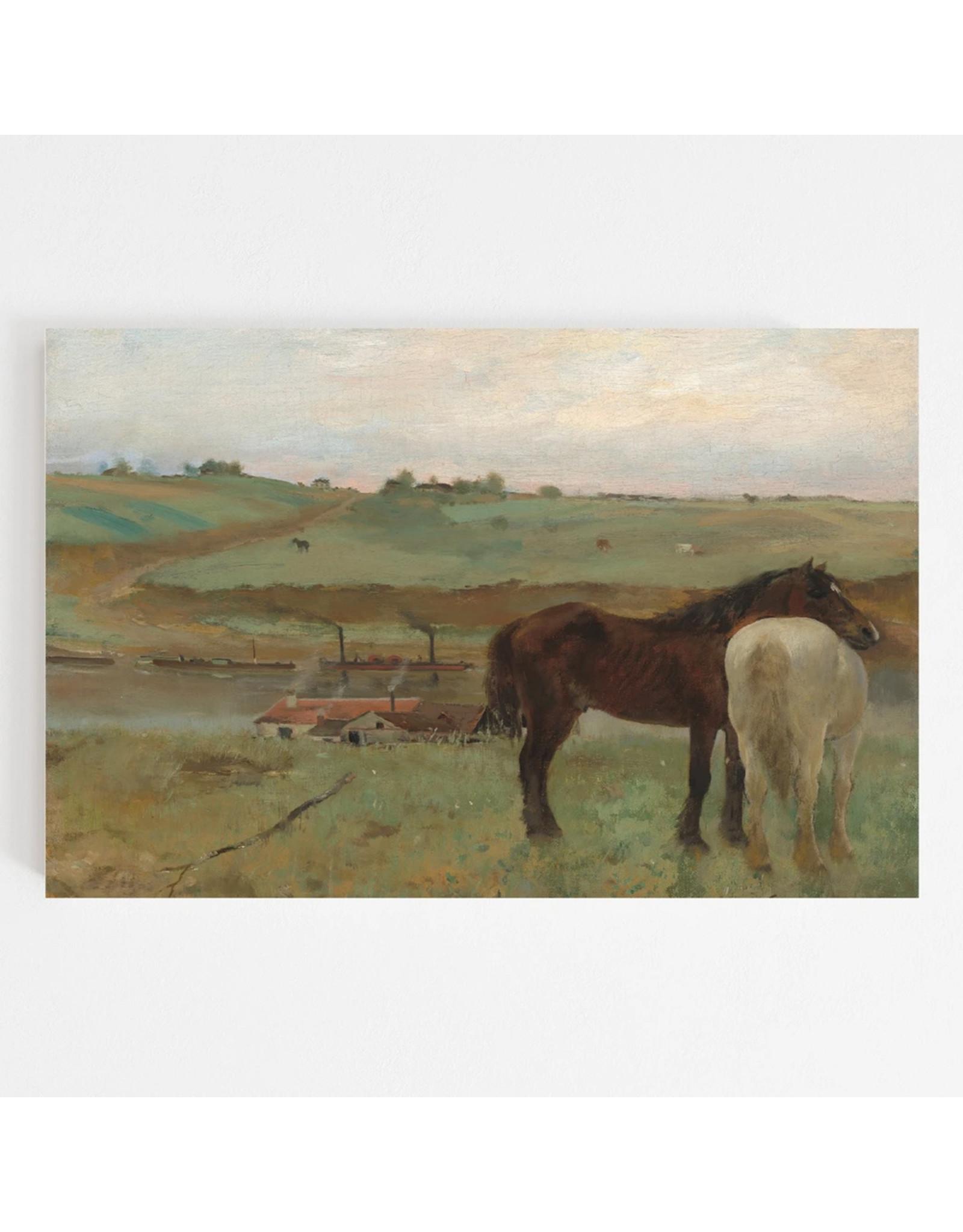 Vintage Print - Horse