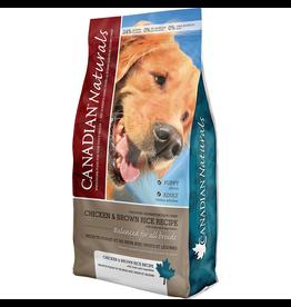 Canadian Naturals Canadian Naturals Chicken & Brown Rice [DOG]