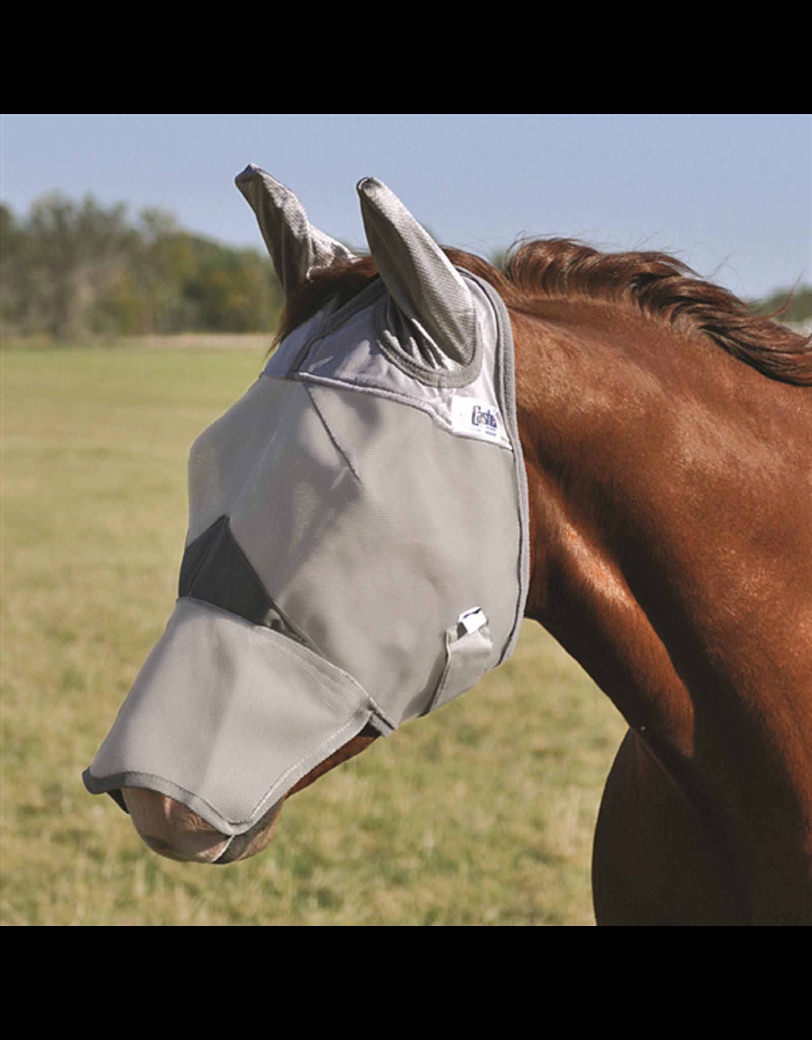 Cashel Cashel Fly Mask - Long Nose with Ears