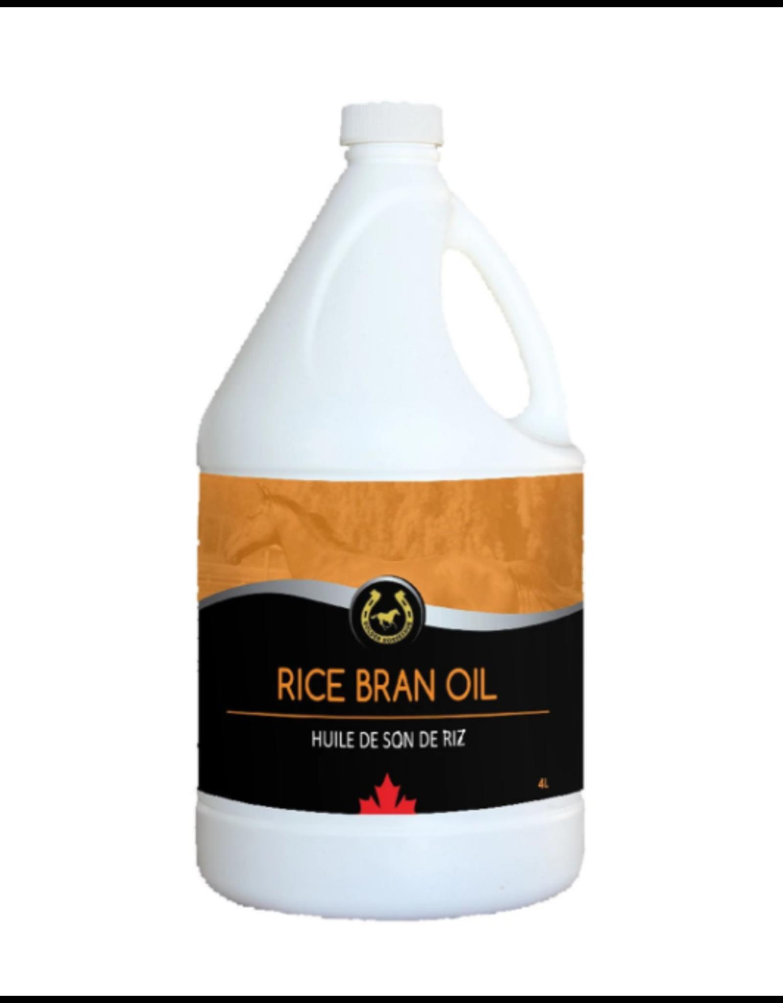 GHS GHS Rice Bran Oil 4L