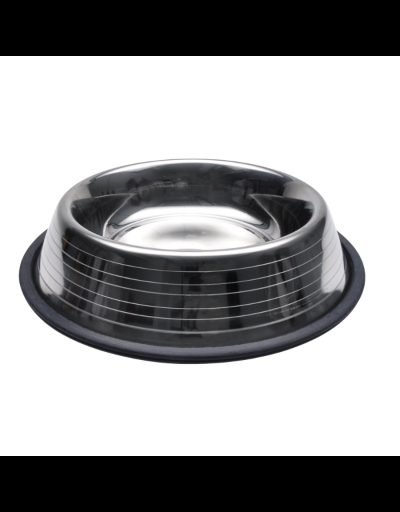 Coastal Pet Products Coastal Non-Skid Stainless Steel Bowl w/ Ridges