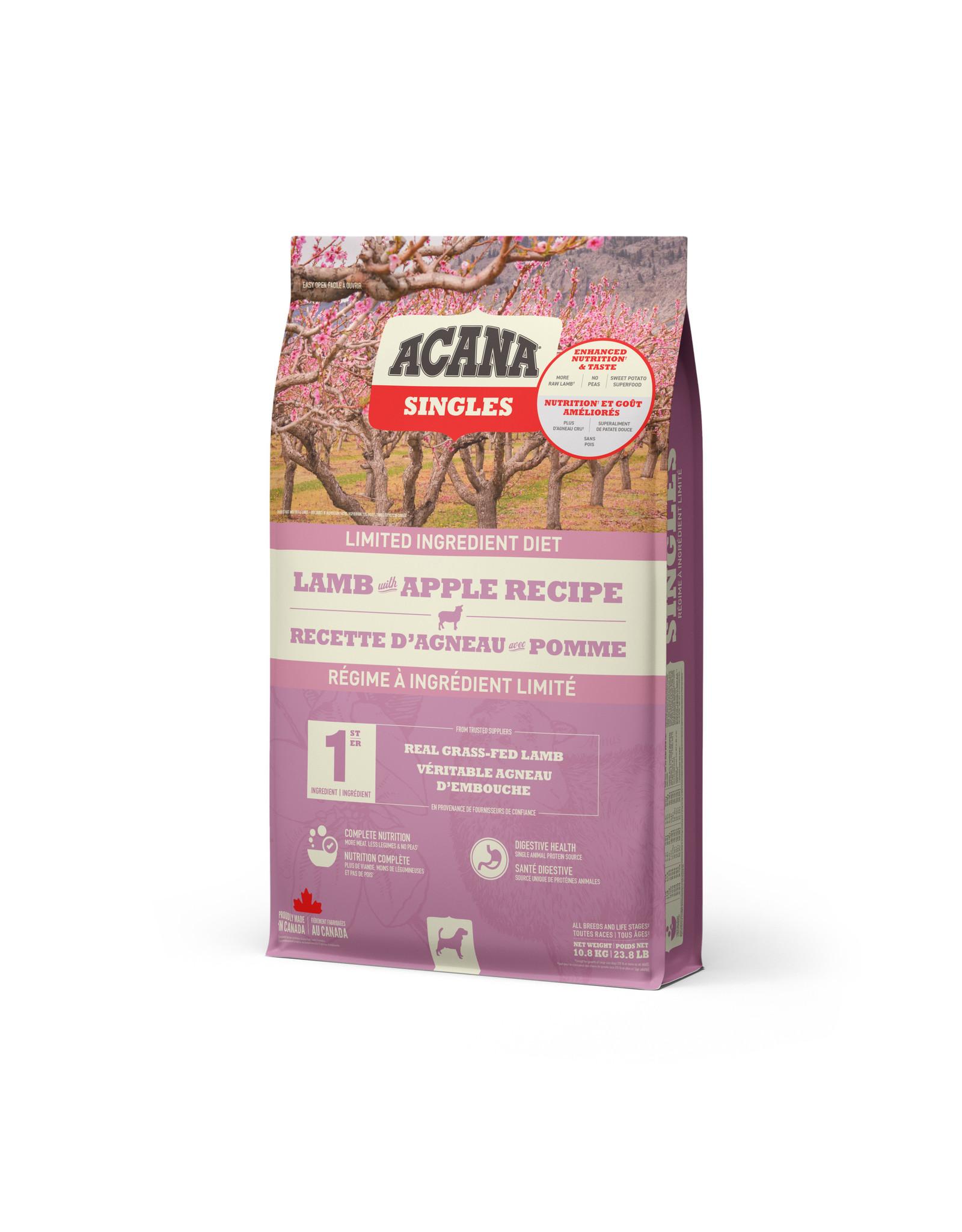 Acana Acana Lamb w/ Apple [DOG]