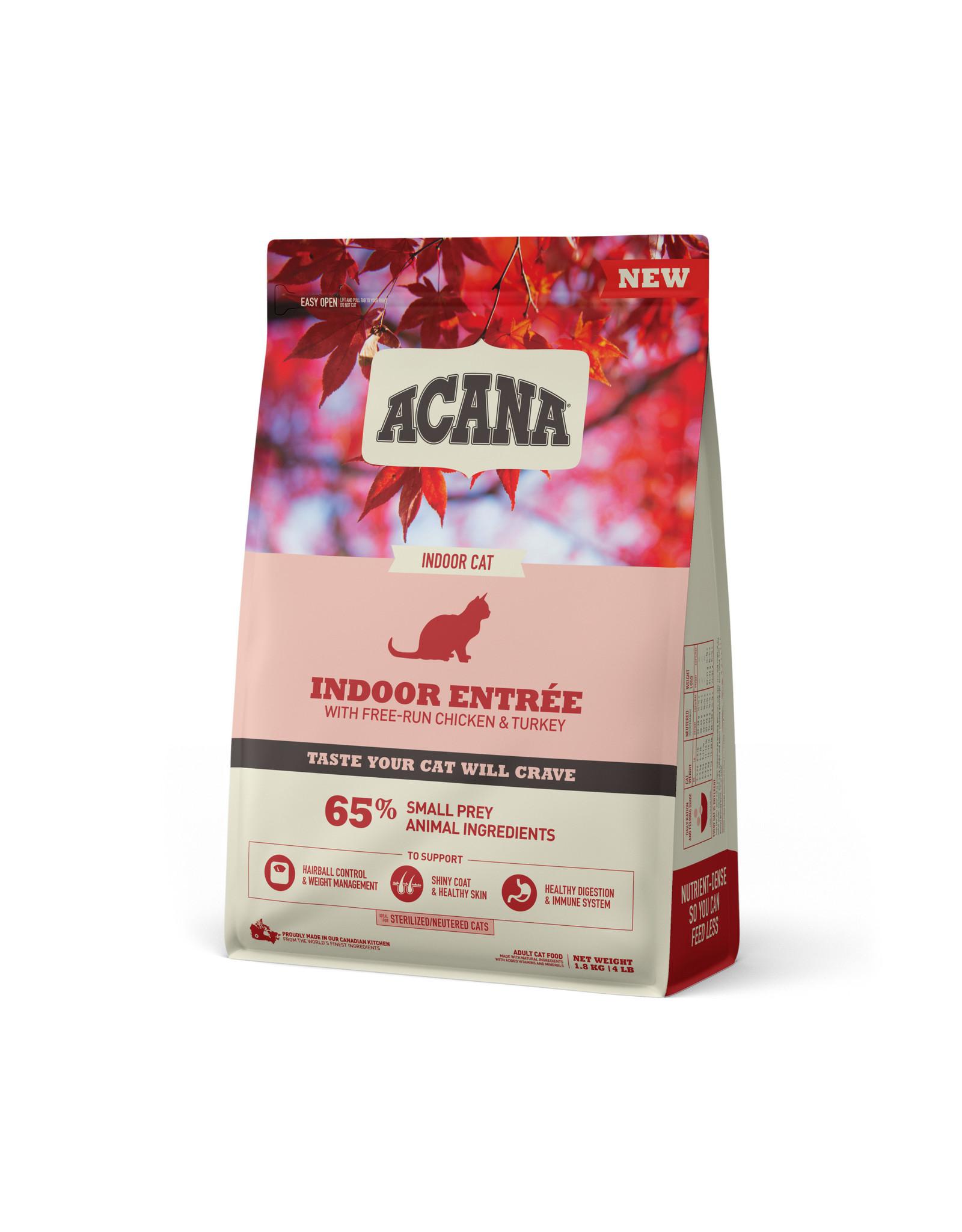 Acana Acana Indoor Entree [CAT]