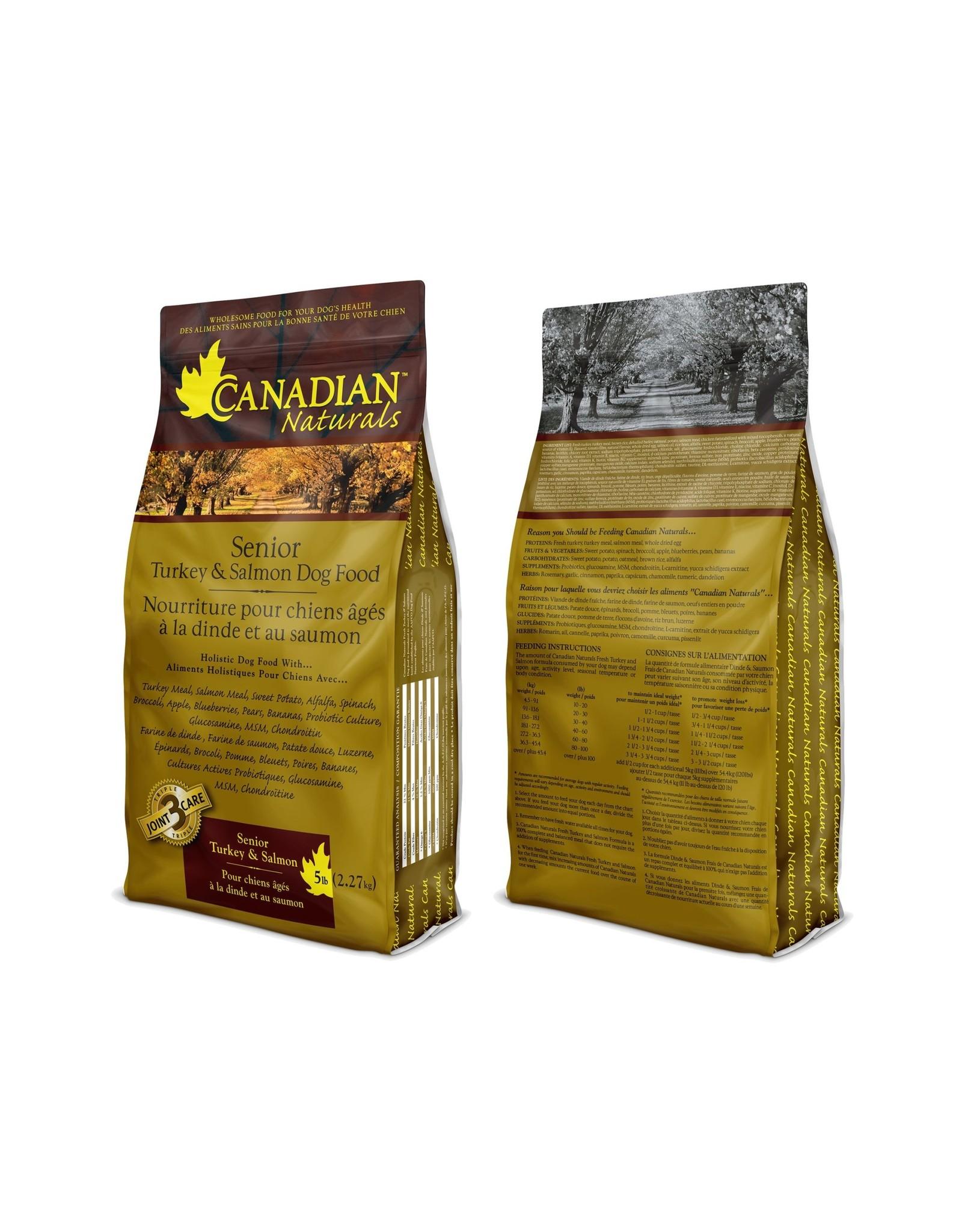 Canadian Naturals Canadian Naturals Turkey & Salmon Senior [DOG]