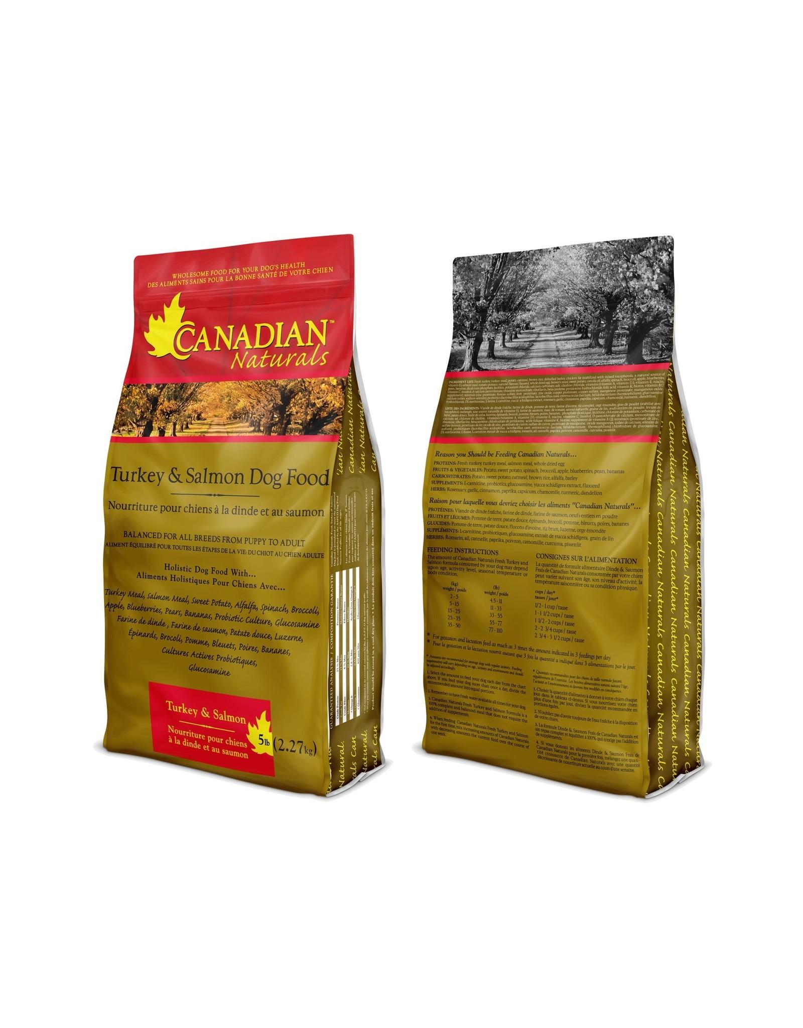 Canadian Naturals Canadian Naturals Turkey & Salmon [DOG]