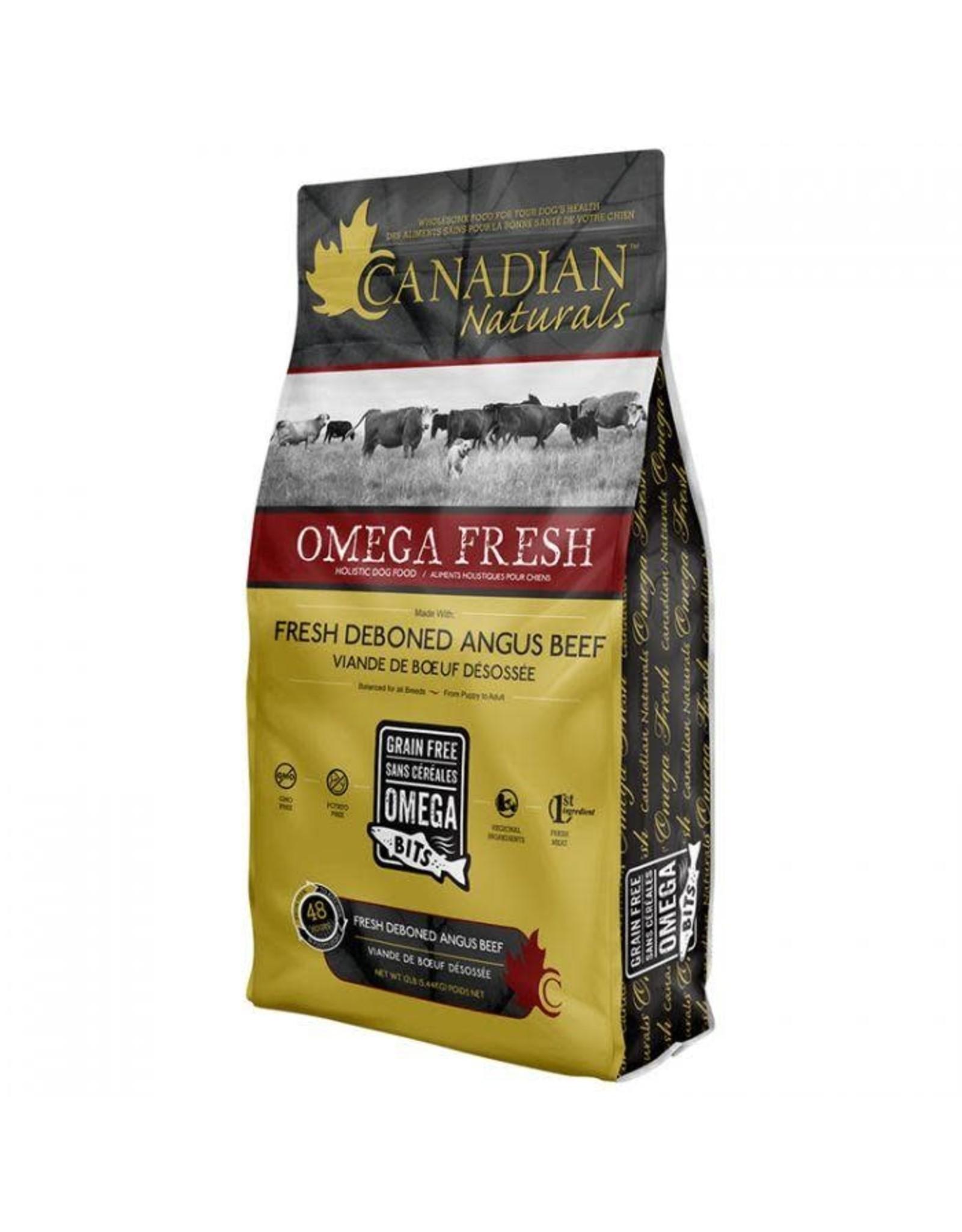 Canadian Naturals Canadian Naturals Fresh Deboned Angus Beef [DOG]